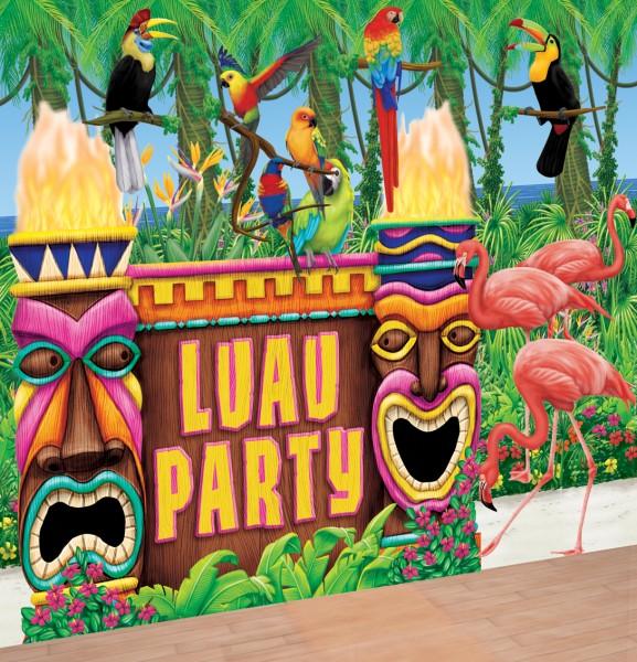 Tipps für die Hawaii-Motto-Party zu Hause - party-deko-shop.de