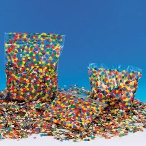 20-g-Beutel buntes Konfetti für Feiern - 1