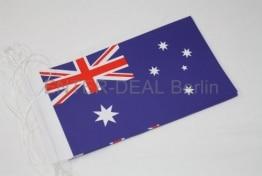 5 Meter FAHNENKETTE - AUSTRALIEN - - 1