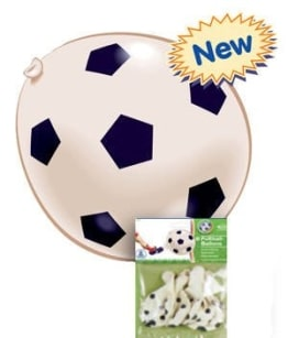 8er-Pack Fußball-Ballons - 1