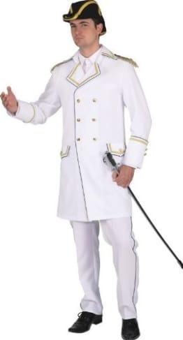Admiral Anzug : Jacke und Hose - 1