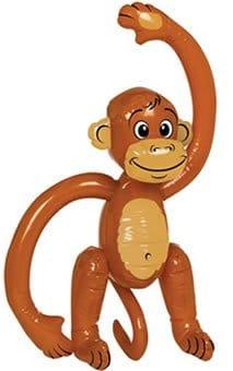 Affe, aufblasbar, 60 cm - 1