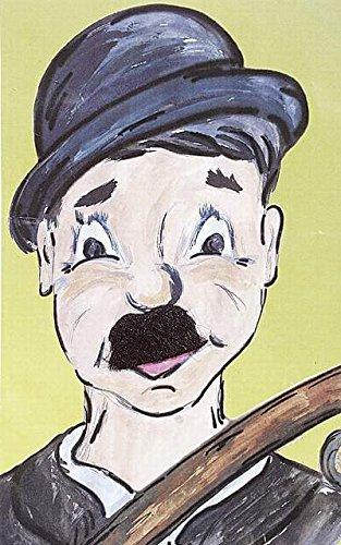 "Bart: Schnauzer, ""Chaplin-Bart"", deluxe, schwarz - 1"