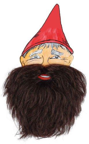 Bart: Zwergen-Bart, verschiedene Farben - 1