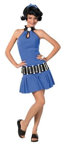 Betty Geröllheimer Verkleidung, The Flintstones Kostüm für Erwachsene - 1