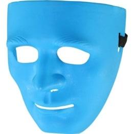 blaue Maske - 1
