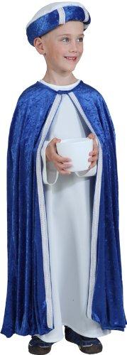 blauer Turban für Kinder - 1