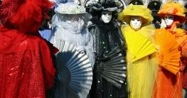 Karneval in Venedig, Verkleidung, Kostüm