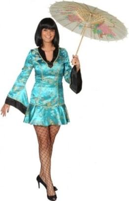 China Girl de Luxe türkis - 1