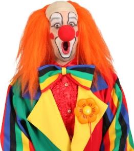 Clownglatze orange - 1