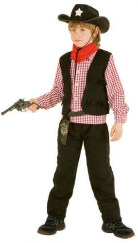 Cowboy Lucky schwarz - 1