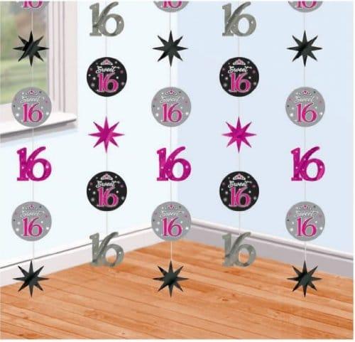 deckenh nger sweet sixteen 210 cm 6er pack 2. Black Bedroom Furniture Sets. Home Design Ideas