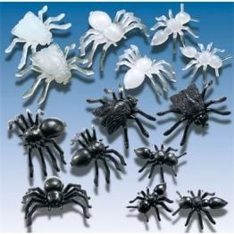 Deko-Insekten sortiert, Deko Halloween - 1