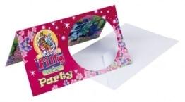 """Einladungskarten mit dem Motiv """"Filly Fairy"""", 6er-Pack - 1"""