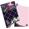 Einladungskarten, Motive aus Monster High, 6er-Pack - 1