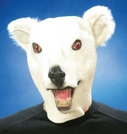Eisbärenmaske - 1