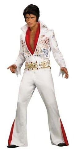 Elvis Presley, Grant Heritage Aloha Overall Verkleidung Kostüm - 1