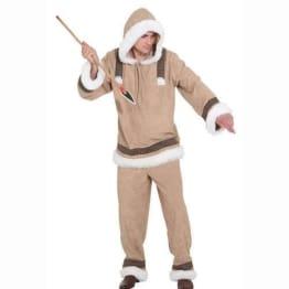 Eskimo Mann de Luxe : Oberteil und Hose - 1