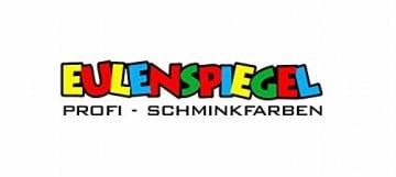 Eulenspiegel Schmink-Set: Schminke mit Pinsel, Metall-Palette, 6 x 5 g - 3