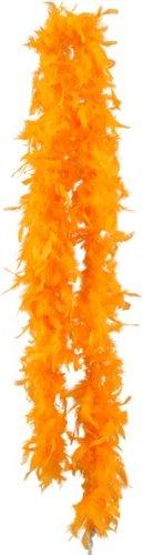 Federboa,orange - 1