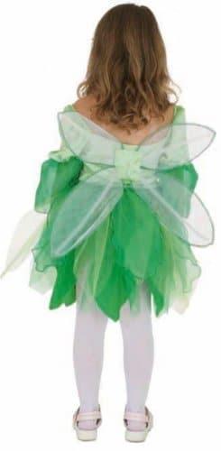 Fee grün : Kleid mit Flügeln - 2