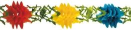 Girlande: Blumengirlande, 30 cm Durchmesser, 10 m Länge - 1
