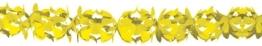 Girlande, gelb, 4 m - 1