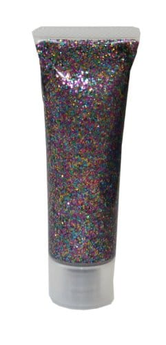 Glitzergel multicolor - 1