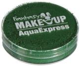 grüne AquaExpress-Schminke 15g, PERLGLANZ grün - 1
