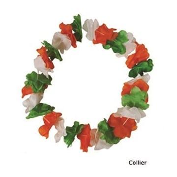 """Hawaiikette in irischen Farben """" Happy St. Patrick´s Day """" - 1"""