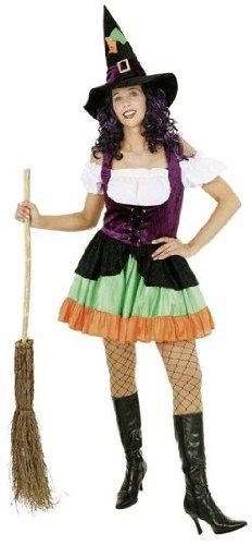 """Hexenkleid: Kostüm für die """"Sexy Hexe"""" - 1"""