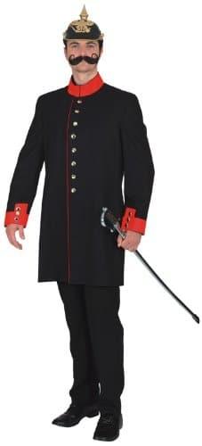Historische Uniformjacke mit Futterstoff - 1