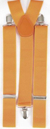 Hosenträger: Bundhalter, orange - 1