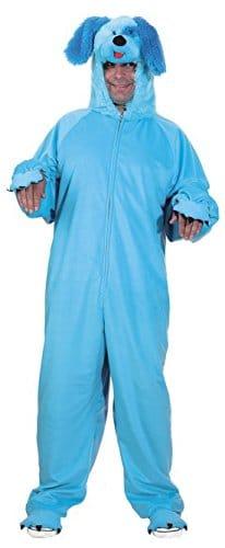 Hund-Kostüm: Overall, blau, Einheitsgröße - 1