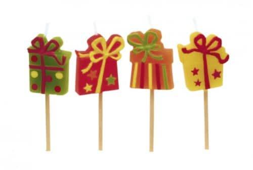 Kerzen mini figuren kerzen happy birthday 8 st ck for Party deko shop