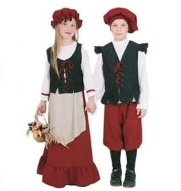 Kostüm Bauern Junge - 1