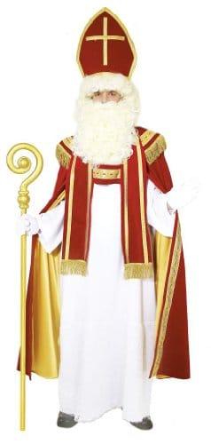 Kostüm: Sankt Nikolaus, Samt - 1