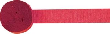 Kreppband in Vulkanrot, 8 cm x 30 m - 2