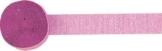 Kreppband, rosa, 8 cm breit, 30 m lang - 1