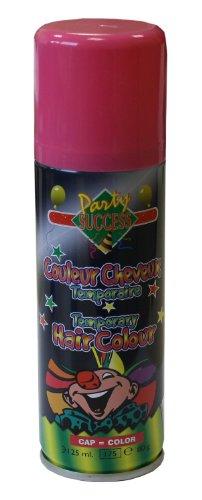 Leuchtcolor Haarspray pink - 1