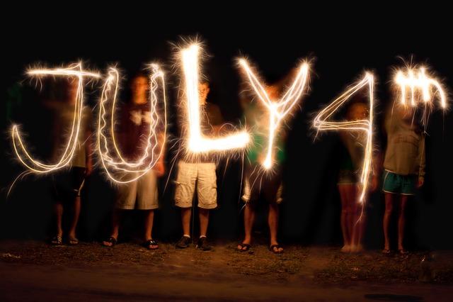 Am 4. Juli 1776 wurde die Declaration of Independence vom Kongress verabschiedet