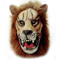 Löwenmaske - 1