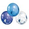 """Luftballon: Dumbo-Ballon, """"It's A Boy"""", 5er-Pack - 1"""
