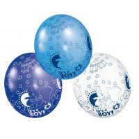 "Luftballon: Dumbo-Ballon, ""It's A Boy"", 5er-Pack - 1"