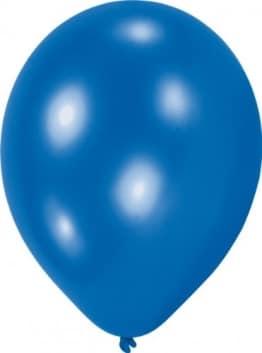Luftballons, 10 Stück, blau, 65 – 75 cm - 1