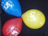 Luftballons: Zahlen-Ballon zum 18. Geburtstag, 10er-Pack - 1
