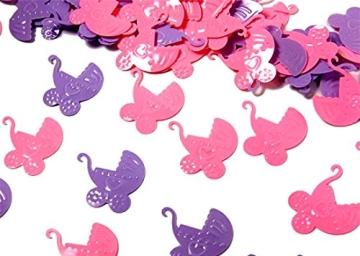 """Luftballons zur Geburt: rosa, Schriftzug """"It's A Girl"""", 10er-Pack - 7"""