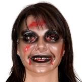 Maske: Maske als Zombie-Frau - 1