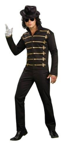 Michael Jackson Jacke Verkleidung Kostüm - 1