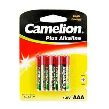 MICRO LR03 AAA, Alkali-Mangan-Batterie, 4er-Pack - 1